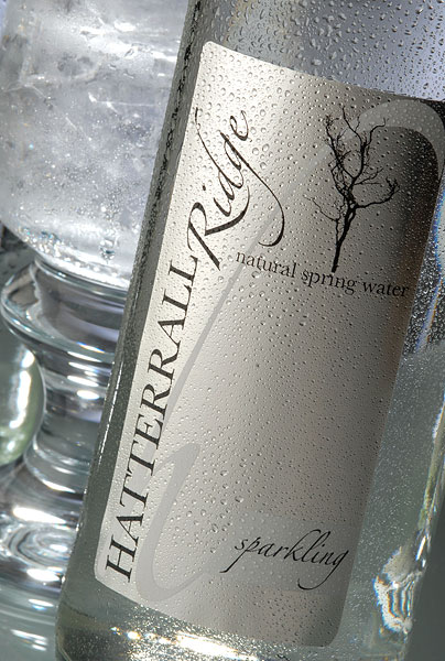 Hatterrall Ridge premium British bottled spring water Source